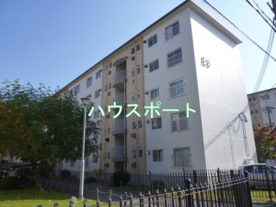 【外観】竹の台団地 E3棟