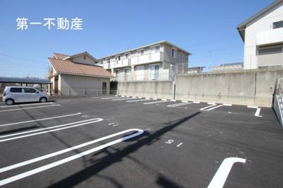 【駐車場】カラタチ