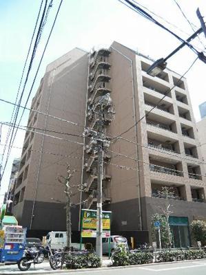 【外観】メゾン・ド・ヴィレ 駒形