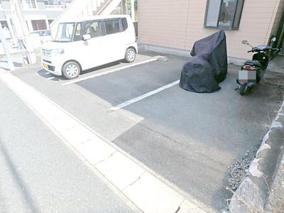 【駐車場】アクア・ベル