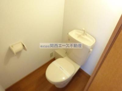【トイレ】レオパレスchuTTi