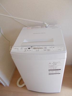 フェリスワルツの室内洗濯機(家電付)☆