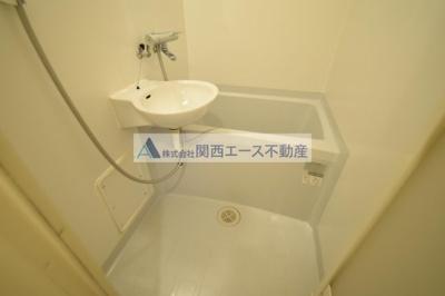 【浴室】レオパレスヴィラコート