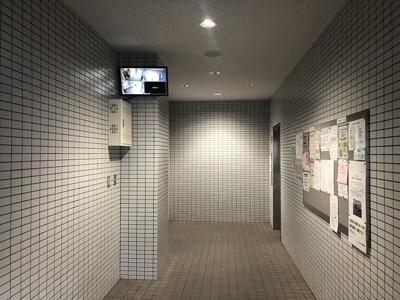 【ロビー】ツイン大開1号館