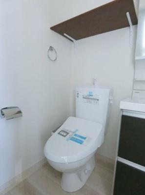 【トイレ】ハーミットクラブハウス大船MK-A棟