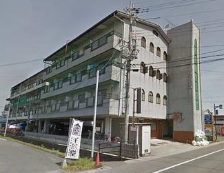 【外観】滋賀県近江八幡市江頭町一棟マンション