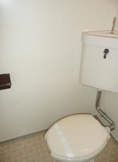 【トイレ】滋賀県近江八幡市江頭町一棟マンション