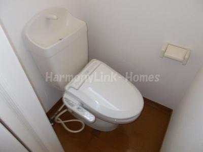 グレースミーナのトイレ