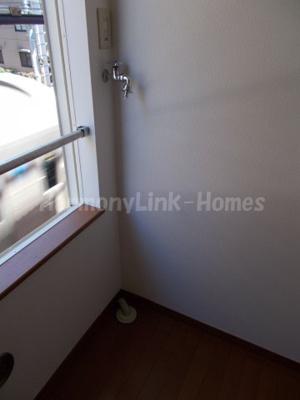 グレースミーナの室内洗濯機置き場(同建物・別部屋参考写真)☆