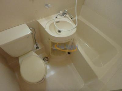 【浴室】C&C姫島マンション
