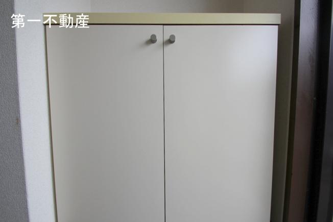 【収納】レイズンウォール