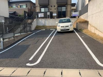 【駐車場】クレール