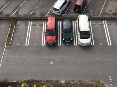 【駐車場】メゾンラディウス