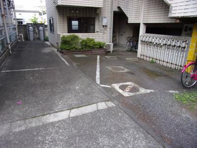 【駐車場】ドミール2
