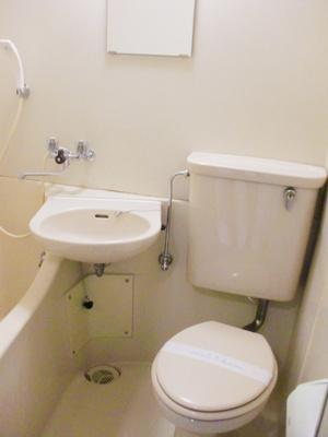 トイレ ユニット