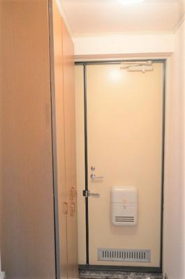 【玄関】クレール清水