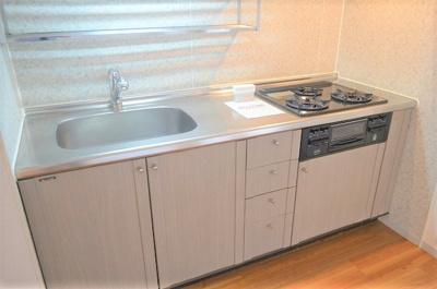 【キッチン】クレール清水