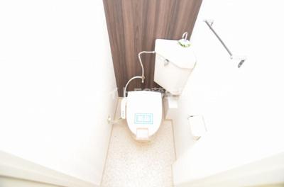 【トイレ】第一有隣マンション