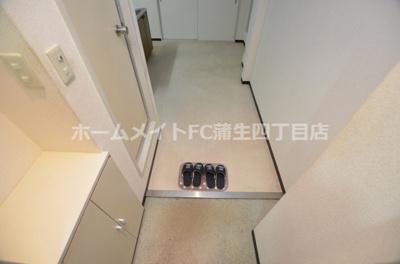 【玄関】マ・メゾンYS桜ノ宮