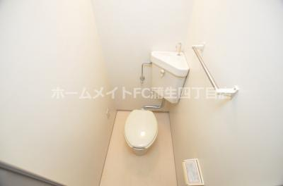 【トイレ】マ・メゾンYS桜ノ宮
