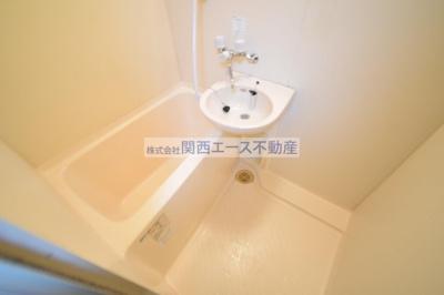 【浴室】アベニューリップル吉田