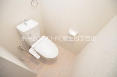 【トイレ】フィユフラッツ城東野江