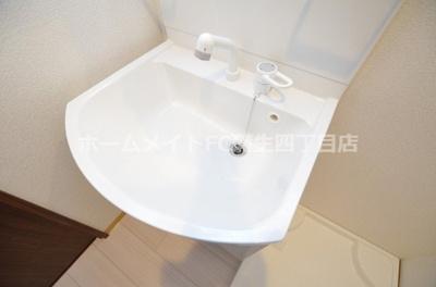 【独立洗面台】フィユフラッツ城東野江