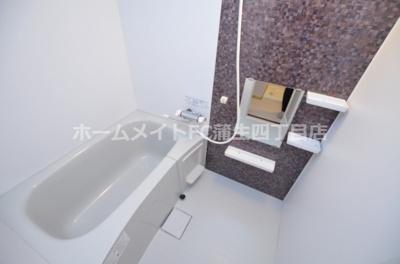 【浴室】フィユフラッツ城東野江