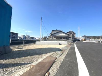 【外観】高知市中久万新築住宅