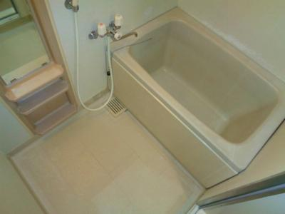 【浴室】クレセントコート
