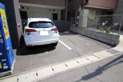 【駐車場】ル・プルミエ