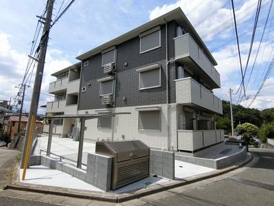 ※施工中※ペットOK!駅徒歩2分の新築3階建てアパート♪新しいお部屋に住みたい方にオススメ☆
