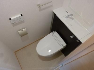 【トイレ】カーザ宮之前