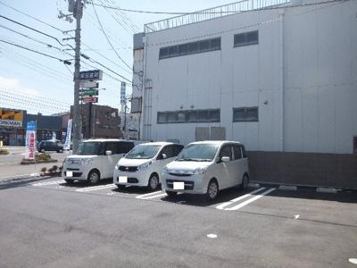 【駐車場】Villa Nakano