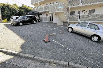 【駐車場】リヴィエール三河
