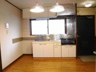 【キッチン】レジデンス緑