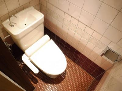 【トイレ】レジデンス緑