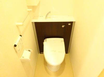 【トイレ】セント・ヒルズ