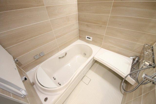 【浴室】赤坂けやき通りシティハウス