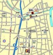 【地図】足立区神明2丁目 準工業地域 売地