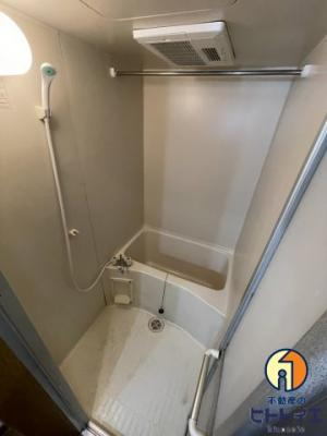 【浴室】緑ヶ丘ハイムB棟