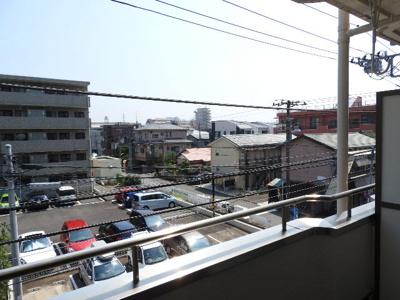 【展望】アビタシオン道