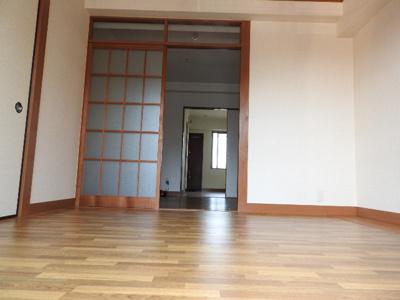 【寝室】アビタシオン道
