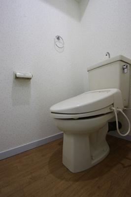 【トイレ】クレスト東雲