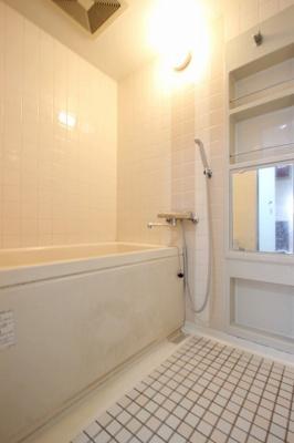【浴室】クレスト東雲