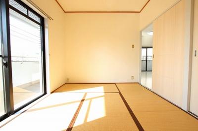 【和室】クレスト東雲