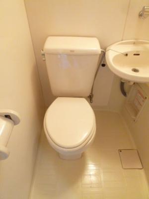 【トイレ】A&Aマンション