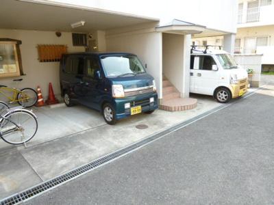 【駐車場】A&Aマンション