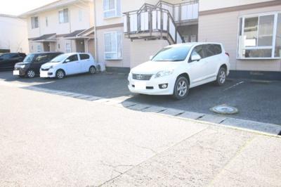 【駐車場】松井コーポ