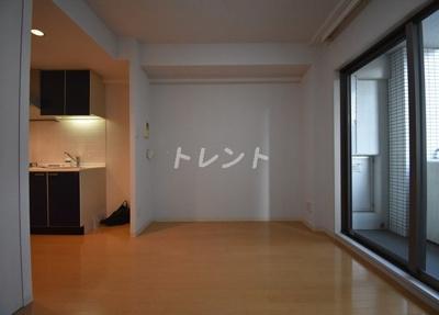 【居間・リビング】コンフォリア麻布十番
